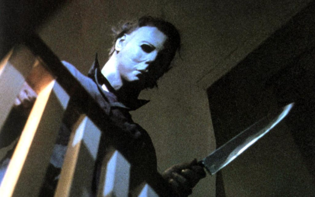 Mike Myers remains to be one of the most recognizable horror figure in cinema and the mask being the scariest feature.