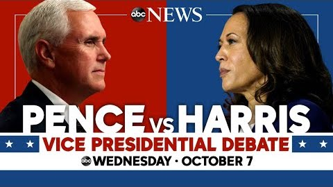 Mike Pence and Kamala Harris went head to head at the only Vice Presidential debate before Nov. 3.