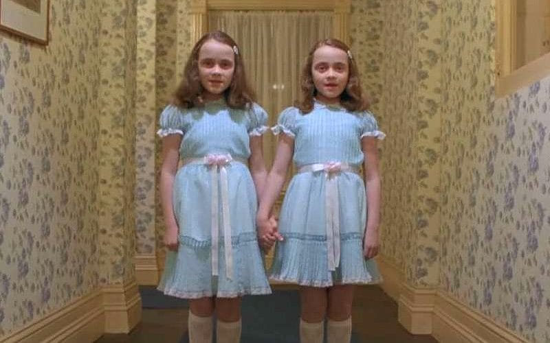 Many scenes in the film such as the twins, became the memorable scenes and still is to this day.