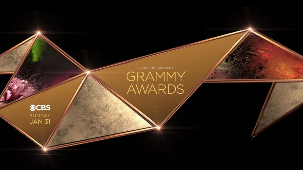 The 2021 Grammy Awards promotional photo, airing Jan. 31.