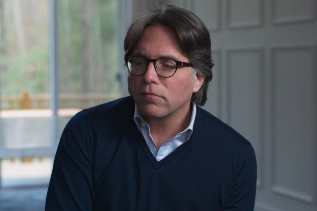 Keith Raniere is the 'conceptual' founder of NXIVM.
