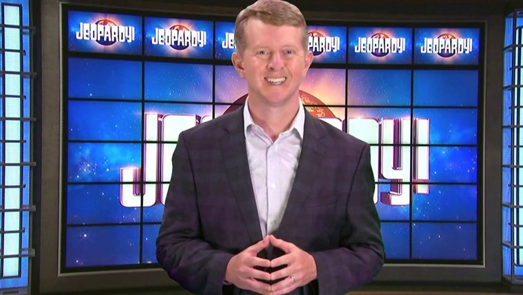 Ken Jennings will be the first of interim hosts which are yet to be announced.