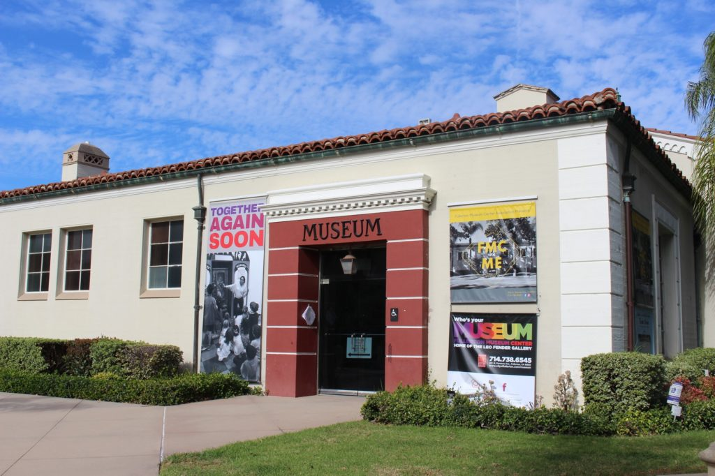 The Fullerton Museum Center lost its funding earlier this year after serving its community for over 40 years.