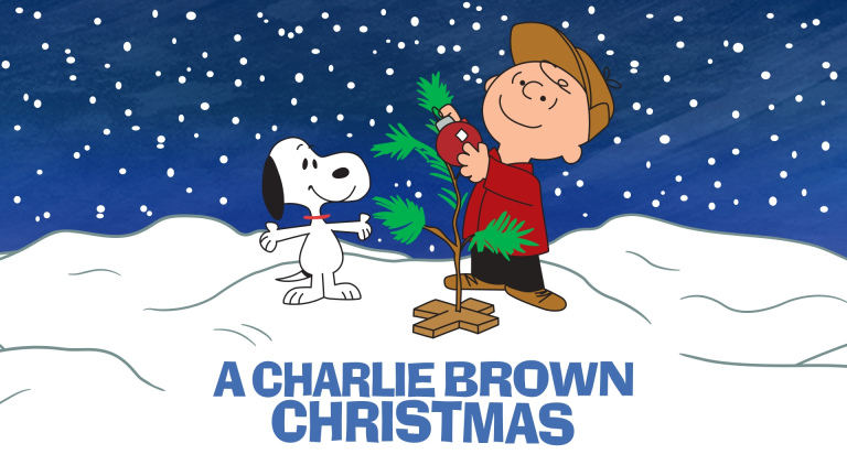A Charlie Brown Christmas is the first television special to feature the Peanuts.