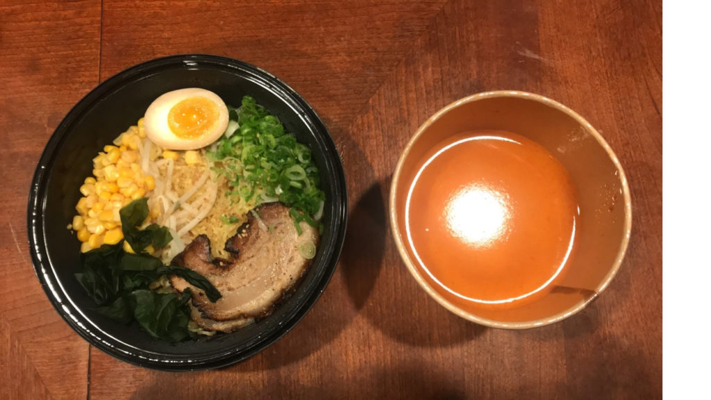 When it comes to portion sizes, J San Ramen doesn't disappoint.