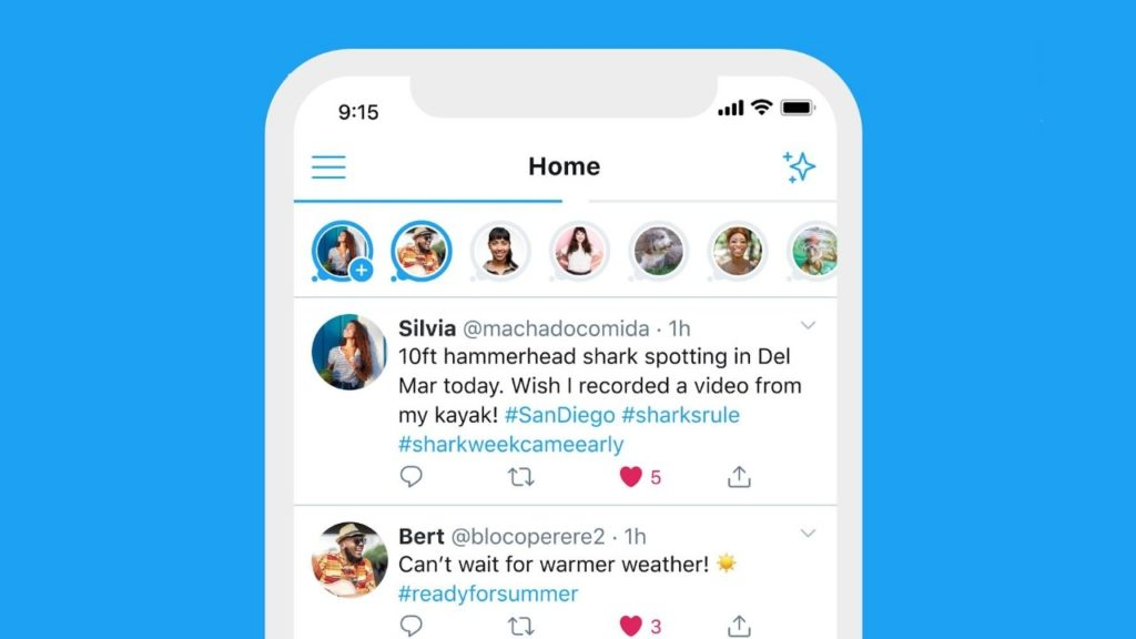 Twitter has now added stories along with other stories and though it's still be weird considering Twitter is not much for socializing.