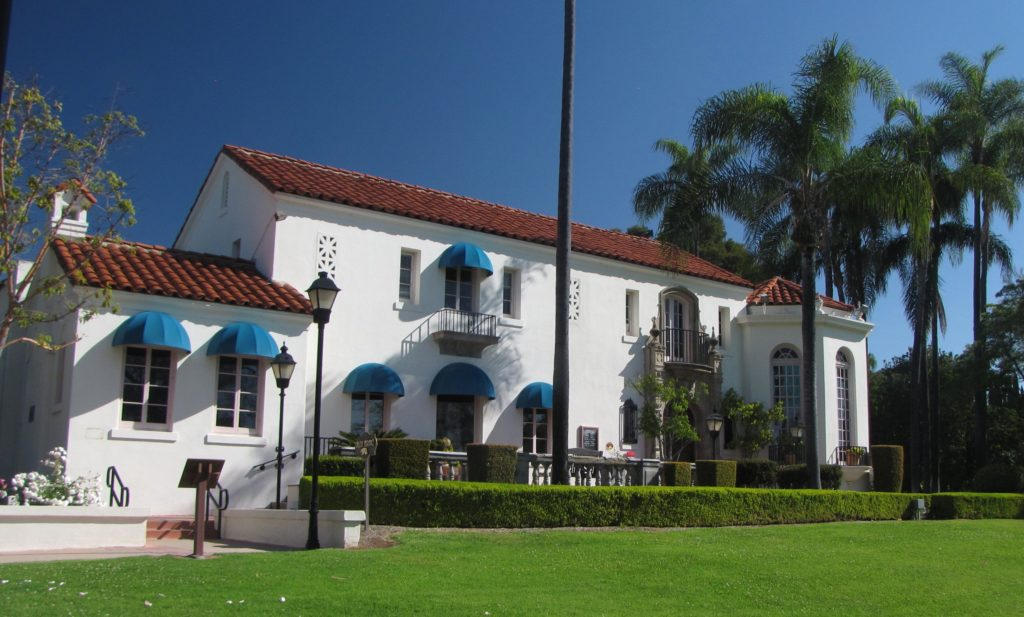 Shown here is the front of The Muckenthaler building.