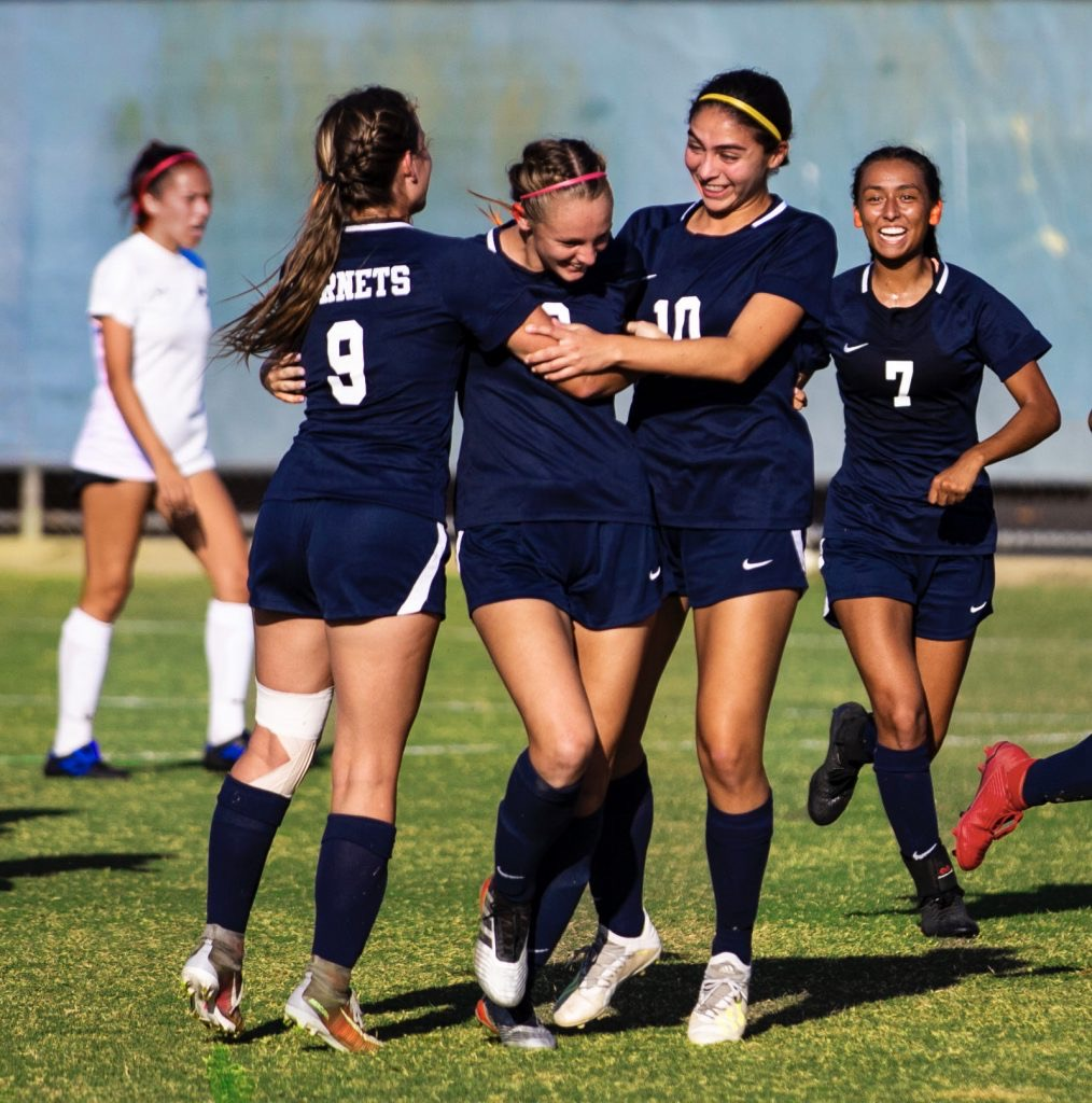 Hornet soccer players hope to get back on the field soon. Some wish to be recruited to play at the next level. Others just want to play the game they love.