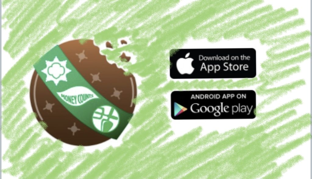 The Girl Scouts Cookie Finder app is available on Apple and Android devices.