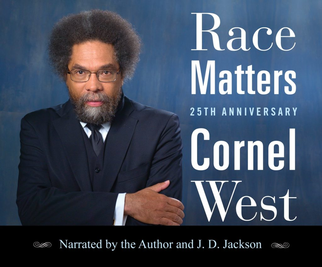 Race Matters was written by Dr. Cornell West.