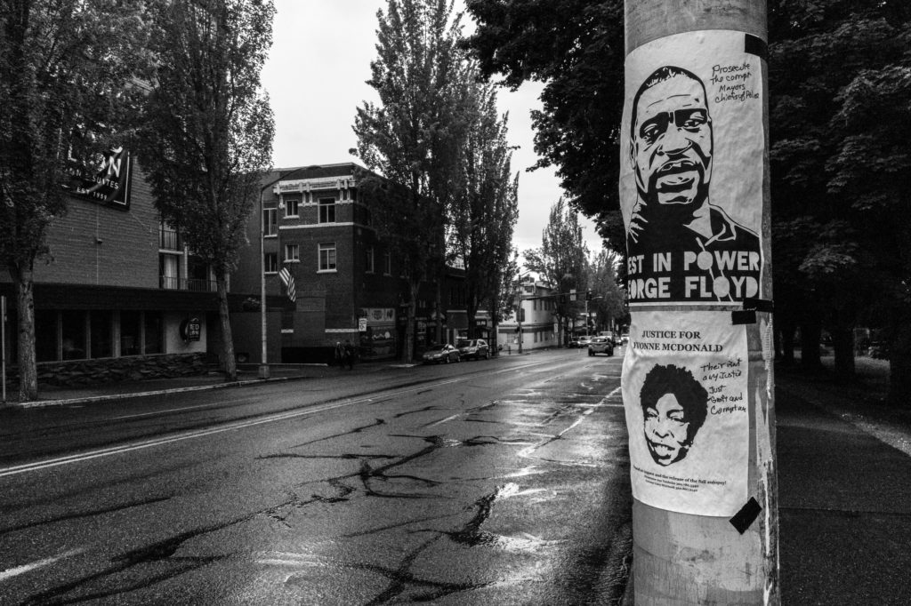George Floyd's brutal and very public death ignited protests against police brutality and campaigns for anti-racism across the world.