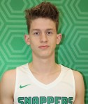 Luka Gelb transferred to Spoon River Community College in Canton, Illinois in order to compete this season.