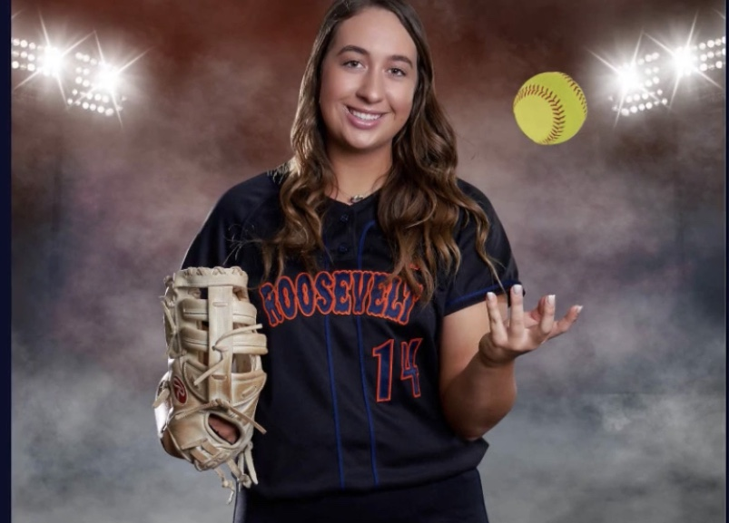 At Roosevelt High School, McCall was a talented athlete and an Academic Player of the Year.