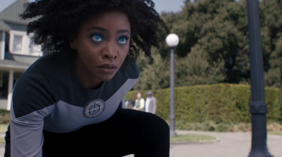 Monica Rambeau helps Wanda and her family fight of Agatha Harkness and Director Hayward in the final episode.