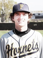 Denbo joined the Hornets last year after competing at Brea Olinda High School.