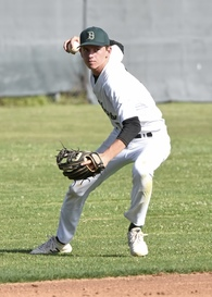 Denbo played high school ball for the Brea Olinda Wildcats.