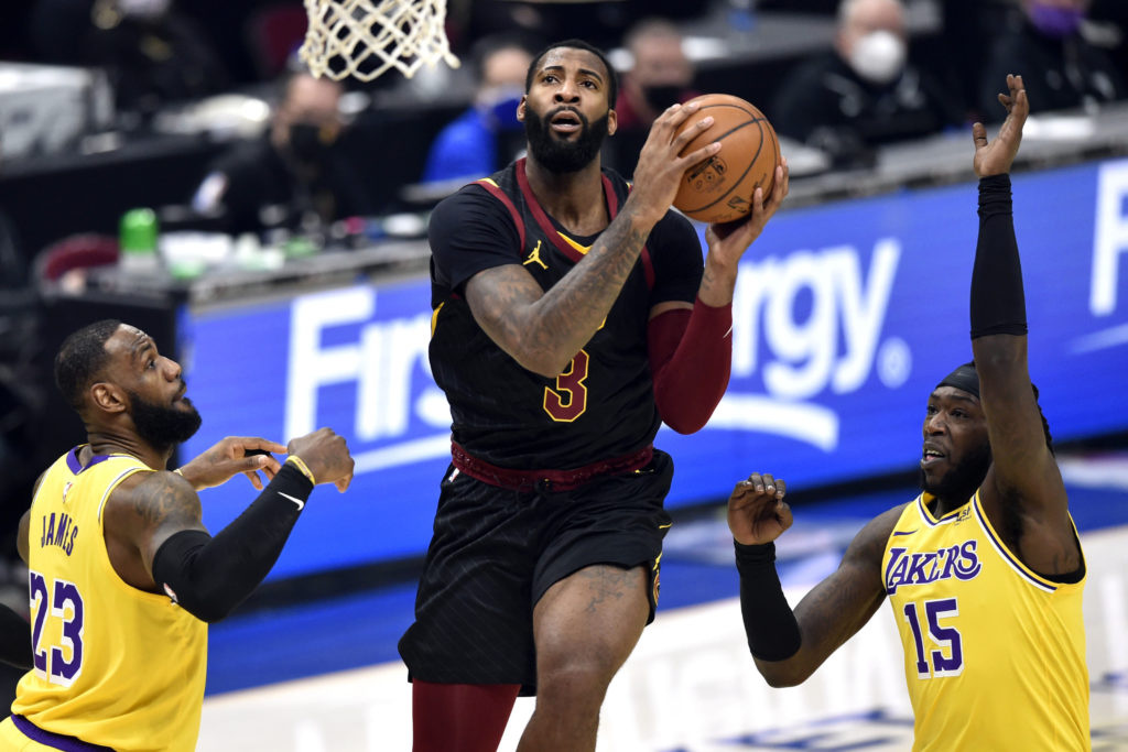 Drummond joins the Lakers after a year and a half with the Cavaliers. The Lakers hope to bring him in as an athletic center taking over Marc Gasol's starting role.