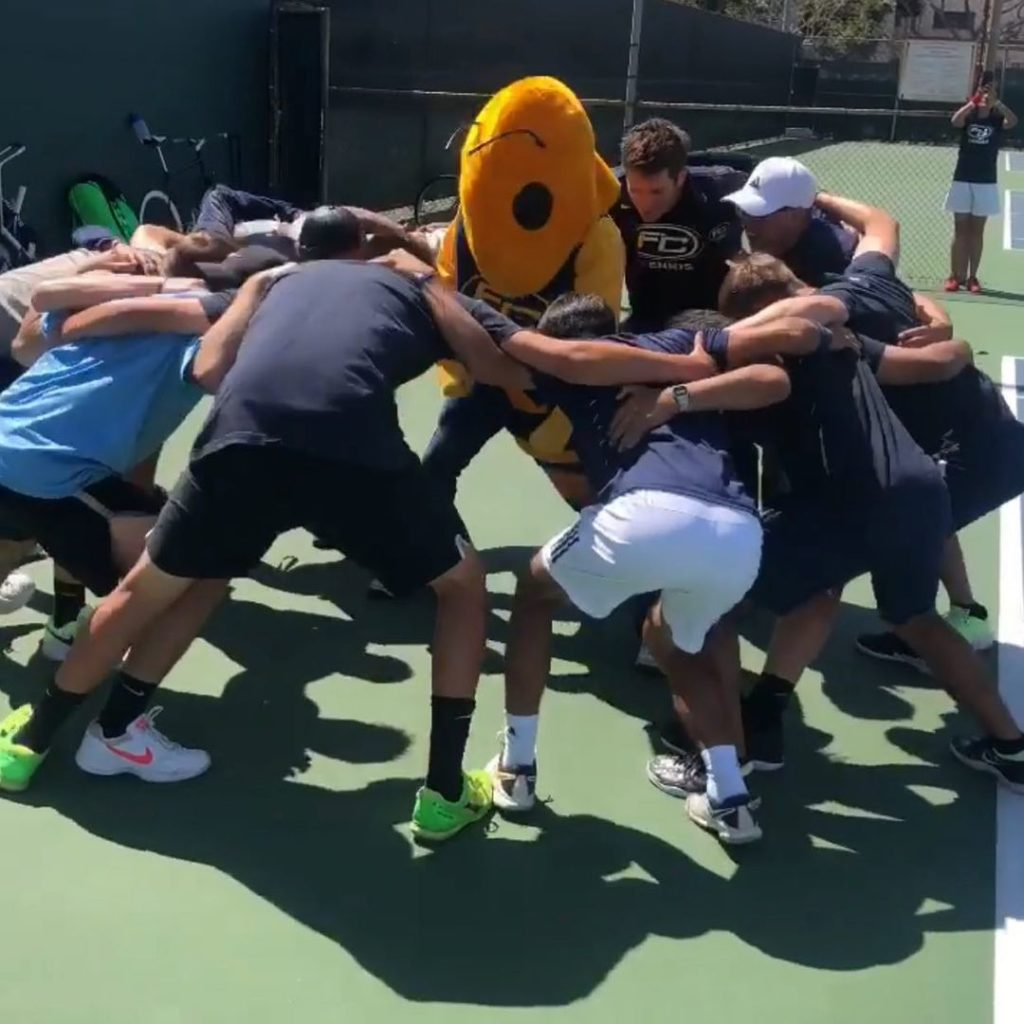 The Hornet Tennis team will enjoy the unique privilege of soon returning to the court, while other colleges and universities continue to opt out of athletics.
