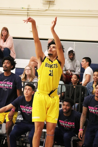 Former Hornet Devin Howlin also transferred out of state to Cossatot Community College in Arkansas to continue his basketball career.