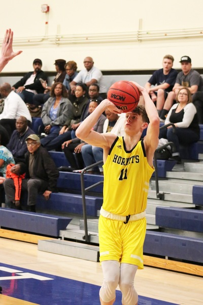 Luka Gelb felt that transferring to another college out of state would give him the best chance to succeed and continue his basketball career.