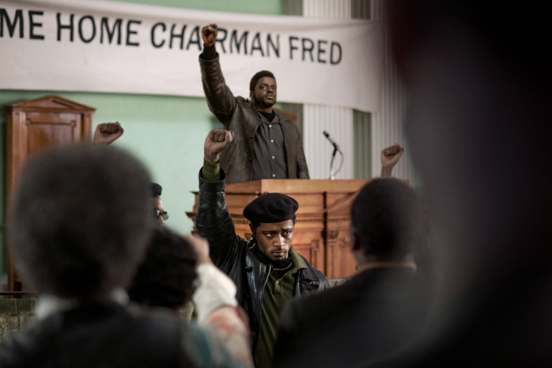 Daniel Kaluuya and LaKeith Stanfield return to the screen together in Judas and the Black Messiah, directed by Shaka King. The film was released in the United States on Feb. 12, 2021.