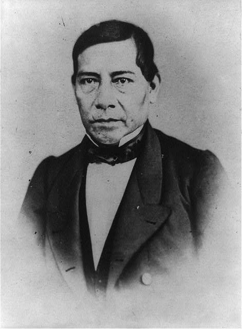 Benito Juarez was elected president of Mexico in 1861. He sent a small Mexican army to the city of Puebla to fight off the French soldiers in 1862.