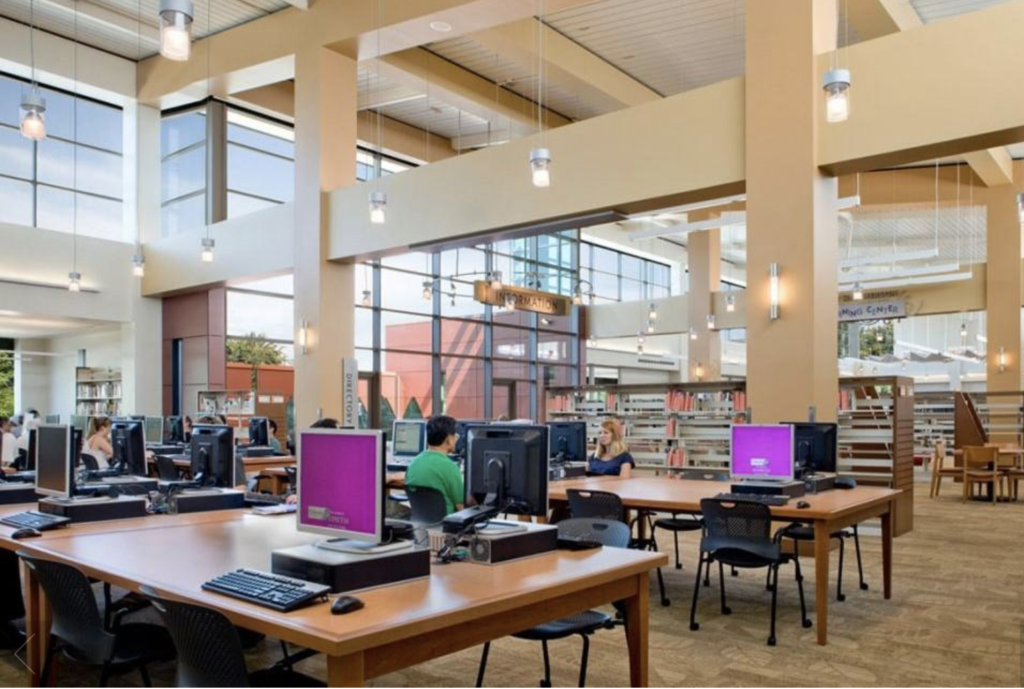 Tustin Library's computers open to the public