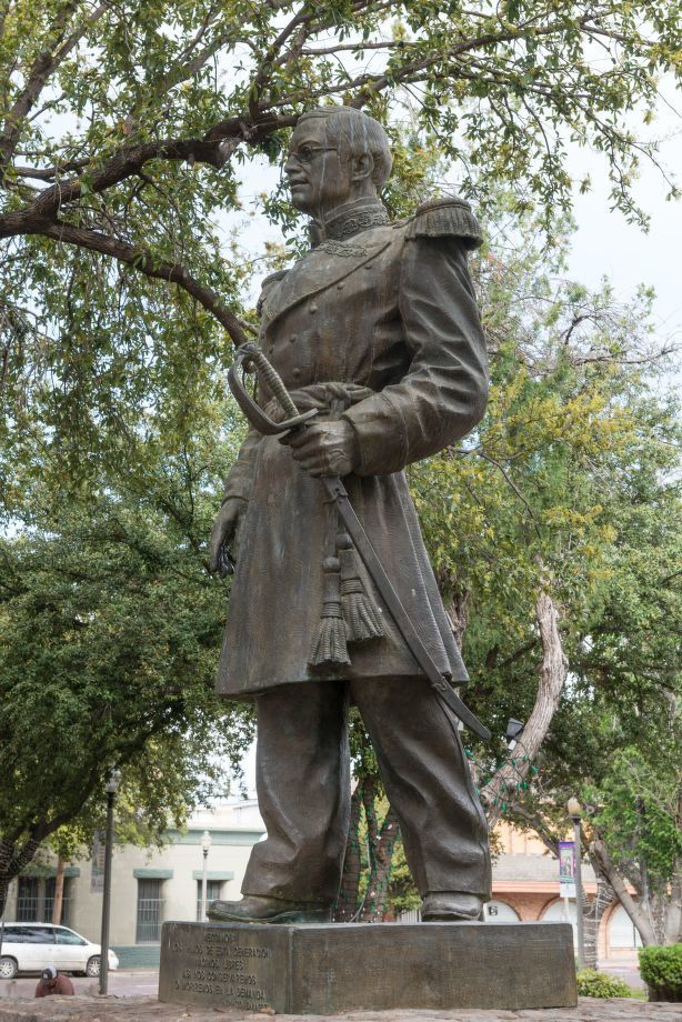 General Ignacio Zaragoza lead the Mexican Army to the Battle of Puebla to counter-attack the French troops who attempted to invade the city.