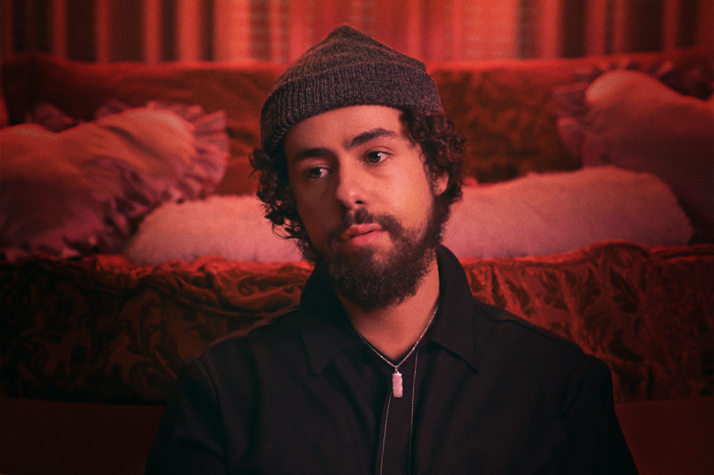 Ramy Youssef stars in Hulu's Ramy. The series premiered on April 19, 2021.