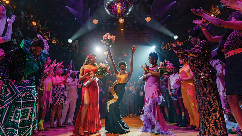 FX's Pose retells the 'realness' of LGBTQ history through the late-90s narrative of New York's ballroom culture, focusing on the sociopolitical position of transgender people in particular, much of which can translate to modern day America.