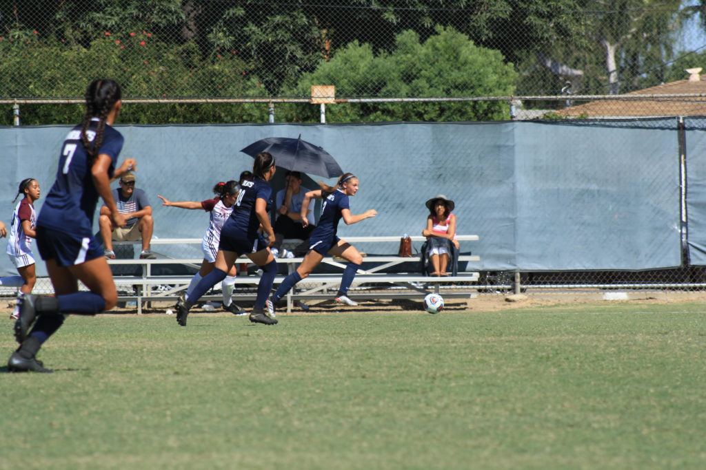 Fullerton College will not require masks for spectators during outdoor events.